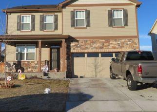 Pre Foreclosure in Brighton 80602 VALENTIA ST - Property ID: 1456829567