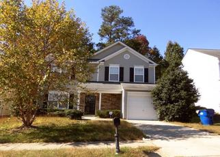 Pre Foreclosure in Raleigh 27610 MARCONY WAY - Property ID: 1456935101