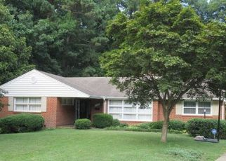 Pre Foreclosure in Petersburg 23805 WILTON RD - Property ID: 1456964456