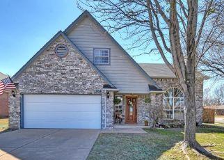 Pre Foreclosure in Glenpool 74033 E 138TH PL - Property ID: 1457103293