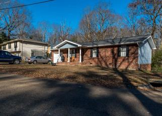 Pre Foreclosure in Soddy Daisy 37379 N WINER DR - Property ID: 1457161548