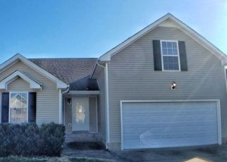 Pre Foreclosure in Clarksville 37040 S JOT DR - Property ID: 1457175566