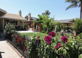 Pre Foreclosure in San Jose 95122 SARASOTA AVE - Property ID: 1457498798