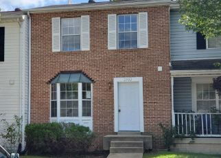 Pre Foreclosure in Lanham 20706 BUCKTHORN CT - Property ID: 1457607850