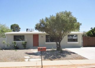 Pre Foreclosure in Tucson 85713 E 23RD ST - Property ID: 1457743618
