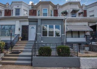 Pre Foreclosure in Philadelphia 19139 S 58TH ST - Property ID: 1457767710