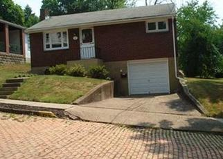 Pre Foreclosure in Pittsburgh 15202 ALLEGHENY AVE - Property ID: 1458400126
