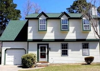 Pre Foreclosure in Midway Park 28544 TEAKWOOD PL - Property ID: 1458538996
