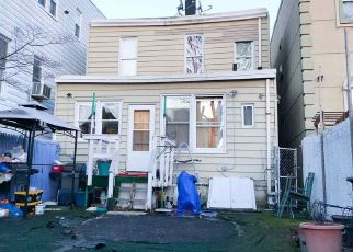 Pre Foreclosure in West New York 07093 TYLER PL - Property ID: 1458781617