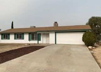 Pre Foreclosure in Victorville 92394 SOLVANG AVE - Property ID: 1458990979