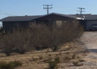 Pre Foreclosure in Victorville 92395 CORTA DR - Property ID: 1458991400