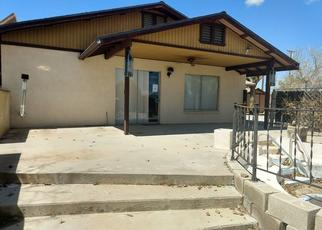 Pre Foreclosure in Yucca Valley 92284 WARREN VISTA AVE - Property ID: 1459004545