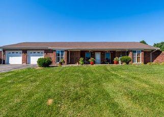 Pre Foreclosure in Lanesville 47136 PONDEROSA RD NE - Property ID: 1459491122