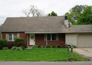 Pre Foreclosure in Boonville 47601 PARKVIEW DR - Property ID: 1459504263