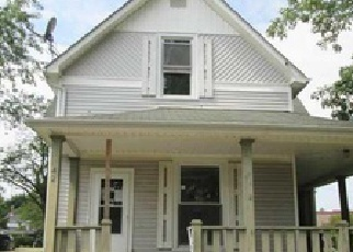 Pre Foreclosure in Jamestown 46147 S WALNUT ST - Property ID: 1459615965