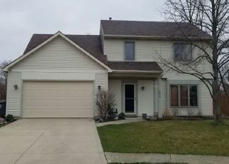 Pre Foreclosure in Fort Wayne 46825 POINT CIR - Property ID: 1459625145