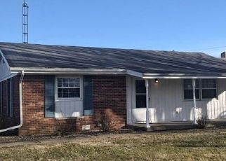 Pre Foreclosure in Rushville 46173 N FORT WAYNE RD - Property ID: 1459670256