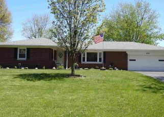 Pre Foreclosure in Sharpsville 46068 BARNETT AVE - Property ID: 1459678134