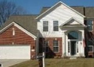 Pre Foreclosure in Fishers 46037 WEDGEPORT LN - Property ID: 1459681652