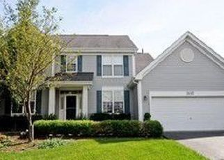 Pre Foreclosure in Naperville 60564 TEASEL LN - Property ID: 1459891889