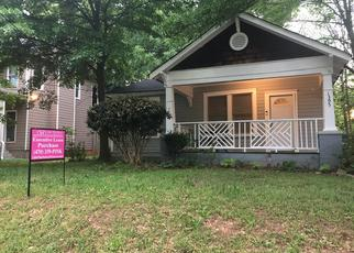 Pre Foreclosure in Atlanta 30310 BEATIE AVE SW - Property ID: 1460012763