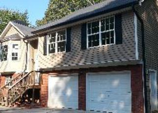 Pre Foreclosure in Douglasville 30135 PINE HILL DR - Property ID: 1460023716