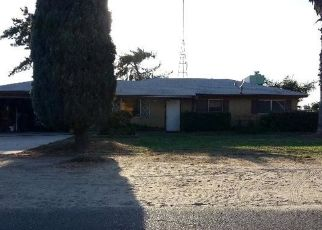Pre Foreclosure in Fresno 93706 S FIG AVE - Property ID: 1460033786
