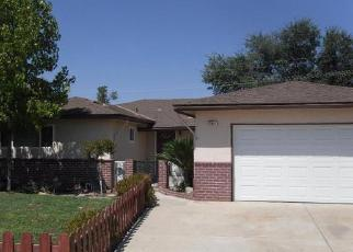 Pre Foreclosure in Clovis 93612 W BEVERLY DR - Property ID: 1460035985