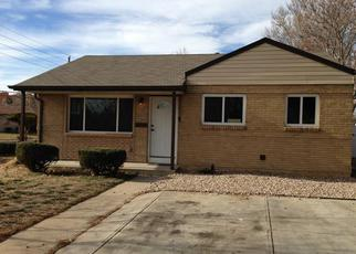 Pre Foreclosure in Denver 80207 FAIRFAX ST - Property ID: 1460329863