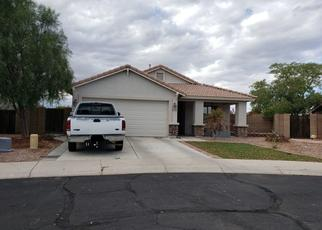 Pre Foreclosure in Avondale 85323 W JOBLANCA RD - Property ID: 1460604912