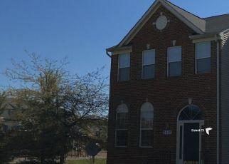 Pre Foreclosure in Odenton 21113 BENOLI CT - Property ID: 1460927694