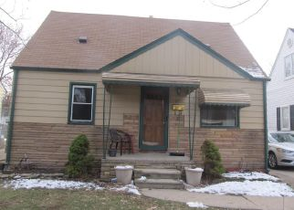 Pre Foreclosure in Lincoln Park 48146 THOMAS ST - Property ID: 1461287708