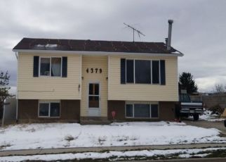 Pre Foreclosure in Salt Lake City 84118 W TWILIGHT DR - Property ID: 1461592975