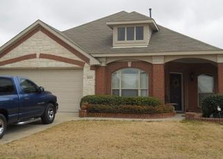 Pre Foreclosure in Mansfield 76063 CROSS MEADOW BLVD - Property ID: 1461710786