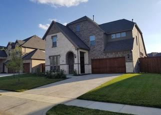 Pre Foreclosure in Mansfield 76063 WILLOW BROOK DR - Property ID: 1461718222
