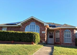 Pre Foreclosure in Grand Prairie 75052 CLAREMONT DR - Property ID: 1461762915