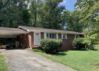 Pre Foreclosure in Greeneville 37745 ARMITAGE DR - Property ID: 1461810645