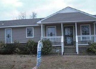 Pre Foreclosure in Memphis 38118 CHEVRON RD - Property ID: 1461835609