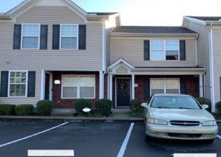 Pre Foreclosure in Smyrna 37167 OAK VALLEY CIR - Property ID: 1461881597