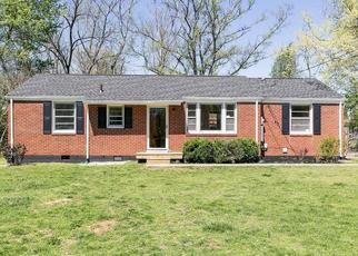 Pre Foreclosure in Murfreesboro 37130 WREN ST - Property ID: 1461882916