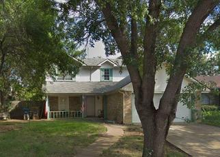 Pre Foreclosure in Fort Worth 76137 WOODSTOCK DR - Property ID: 1461919252
