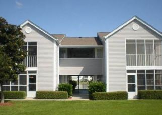 Pre Foreclosure in Myrtle Beach 29575 CLEARWATER DR - Property ID: 1462090959