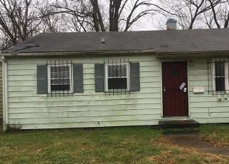 Pre Foreclosure in East Saint Louis 62203 N 68TH ST - Property ID: 1462538558