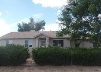 Pre Foreclosure in Pueblo 81007 S BREWER DR - Property ID: 1462840313