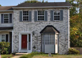 Pre Foreclosure in Upper Marlboro 20772 CHEVAL LN - Property ID: 1462868793