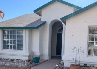 Pre Foreclosure in Casa Grande 85122 E AGUA DEL ORO - Property ID: 1462927477