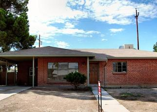 Pre Foreclosure in Tucson 85710 E HAYNE ST - Property ID: 1462967776