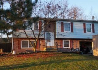Pre Foreclosure in Middletown 10940 MAPLE DR - Property ID: 1463458745