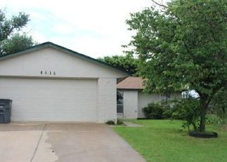 Pre Foreclosure in Lawton 73501 SE BRIGADOON PL - Property ID: 1463483706