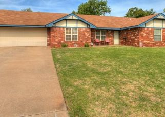 Pre Foreclosure in Weatherford 73096 N KAISER RD - Property ID: 1463491138